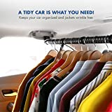MYSBIKER Car Clothes Rack,Car Clothes Hanger
