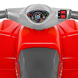Best-Choice-Products-Kids-ATV-6V-Toy-Quad-Battery-Power-Electric-with-4-Wheel-Power-Bicycle-Red