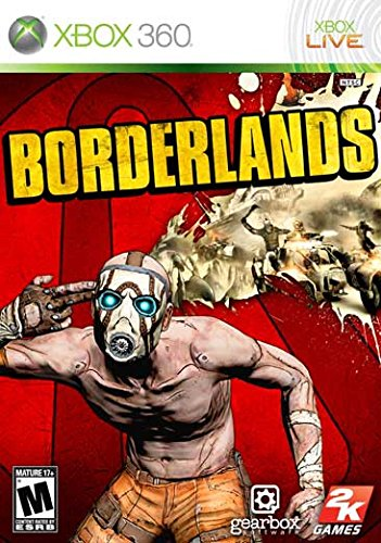 Used, Borderlands - Xbox 360 for sale  Delivered anywhere in USA