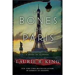 The Bones of Paris: A Stuyvesant & Grey Novel