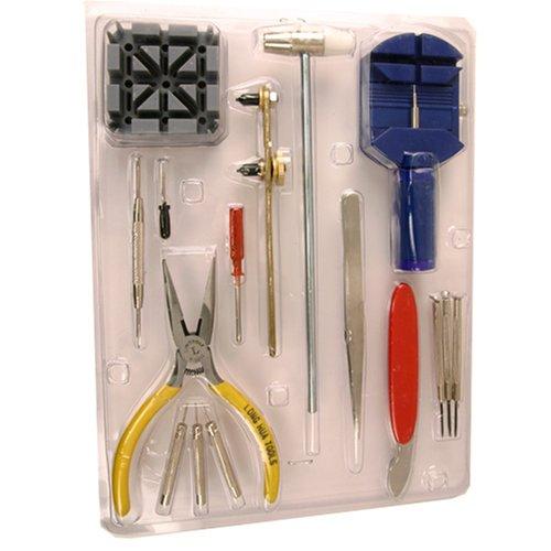 16 PCS Watch Tool Kit