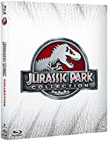 Jurassic Park Collection (4 Blu-Ray) [Italia] [Blu-ray]