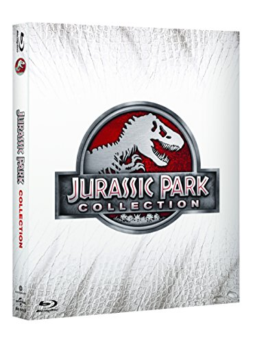 Jurassic Park Collection (4 Blu-Ray) [audio español] [Italia] [Blu-ray]