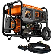 Generac 6673 7000W Gas-Powered, Portable Generator (Discontinued by Manufacturer)