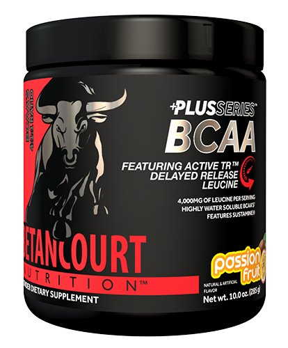 Betancourt Nutrition Plus Series BCAA, 10 Ounce