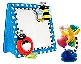 Baby : Sassy Floor Mirror with Illumination Station Activity Toy