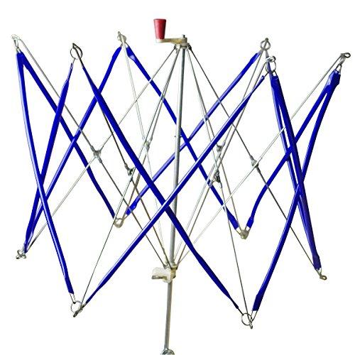 Generic Metal Umbrella Swift Yarn Winder/Ball Winder by Generic