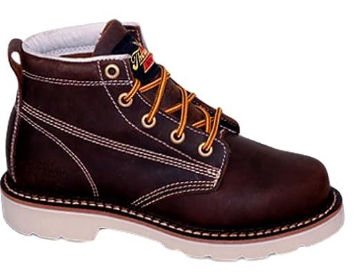 Thorogood Tucker Plain Toe Boots (Little Kid) O9f2gVSt
