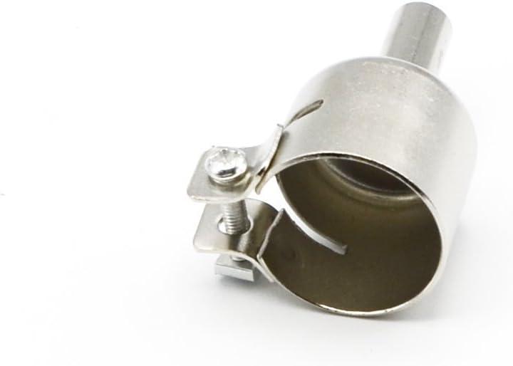 5 boquillas para pistola de aire caliente para soldador de pistola de aire caliente 850 852 850D 853 898D 8508D 850A 852+