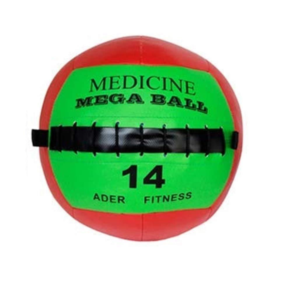Ader 2lb-30lb Soft Mega Medicine Balls (14lb)