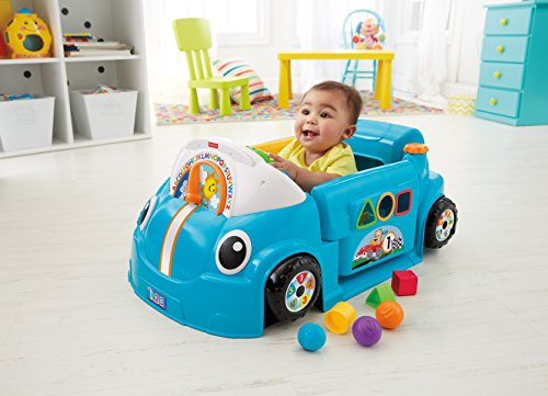 Laugh & Learn Crawl Around Car - grandmastoyreview.com