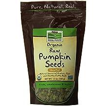 Now Foods Organic Pumpkin Seeds, 12 Ounce
