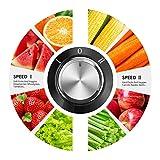 Juicer, Bagotte Centrifugal Juicer Compact Fruits