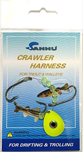 (Sanhu Crawler Harness - 10 Packs - Item #633)