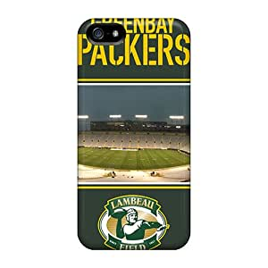 [Aru11331MEsn]premium Phone Cases For Iphone 5/5s/ Green Bay Packers Cases Covers