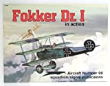 img - for Fokker Dr. I in action - Aircraft No. 98 book / textbook / text book
