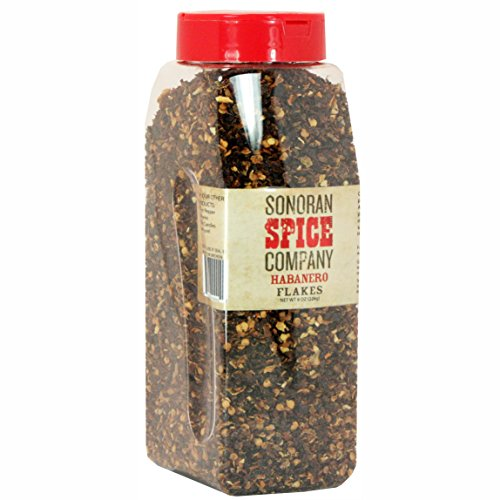 Sonoran Spice Habanero Flakes 8 (Habanero Scoville Units)