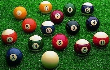 Diseño de lunares y bandas billar de juego de bolas de ping pong ...