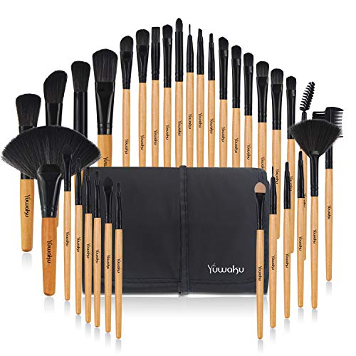 Yuwaku Makeup Brushes