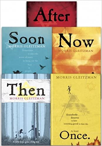 Morris gleitzman collection 5 books set (once, then, now, after.