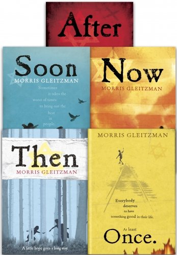 Maybe (once/now/then/after): morris gleitzman: 9780141388656.