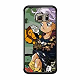 Dbz Trunks Case / Color Black Plastic / Device Samsung Galaxy Note 5