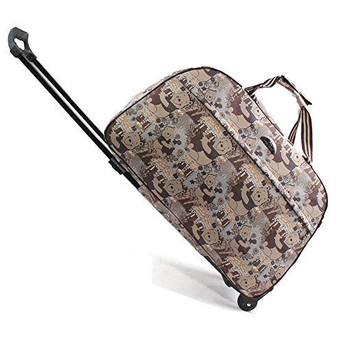 trolley duffel bag - 9