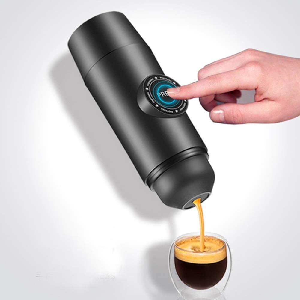 Mini máquina de café Espresso USB, máquina de café Espresso ...