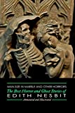 img - for Man-Size in Marble and Others: The Best Horror and Ghost Stories of E. Nesbit (Oldstyle Tales of Murder, Mystery, Horror, & Hauntings) (Volume 8) book / textbook / text book