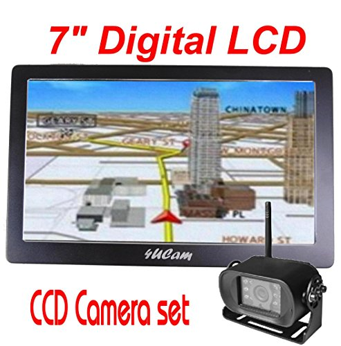 4UCam 7 inch Digital Wireless Bluetooth