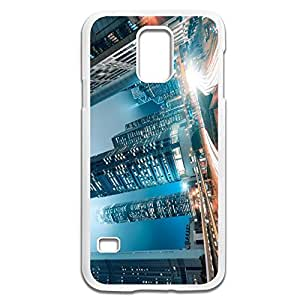 Samsung Galaxy S5 Cases Timelapse Design Hard Back Cover Cases Desgined By RRG2G