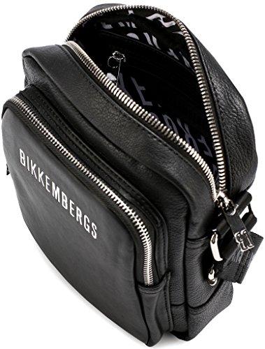 Bikkembergs - Bolso al hombro para hombre blanco Bianco