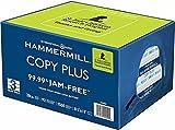 Hammermill 3-Ream Pack Copy Plus Multipurpose Fax Laser Inkjet Printer Paper, 8 1/2'' x 11'' Letter Size, 92 Bright White, 20 lb. Acid Free, ColorLok, 99.99% Jam Free