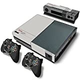 old xbox controller skin - ZoomHit Xbox One Console Skin Decal Sticker Old Retro + 2 Controller & Kinect Skins Set …