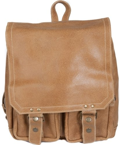 David King & Co 6316T Laptop Backpack - Tan   B0088RLR86