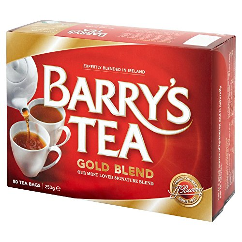 Barry's Tea Gold Blend 80 Count 2-pack (Barrys Gold Blend Tea)