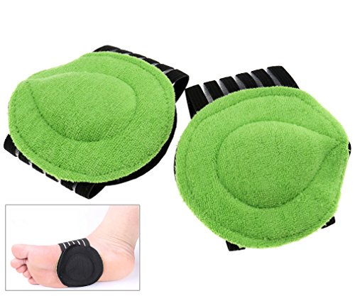 Foot Arch Shock Absorber, Support Comfort Arch Cushion Absorber Pain Feet Relief Care Instep (Comfort Instep)