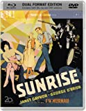 Sunrise (1927) ( Sunrise: A Song of Two Humans ) ( Sun rise: A Song of 2 Humans ) (Blu-Ray & DVD Combo) by George O'Brien