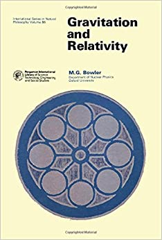 Book Gravitation and Relativity: International Series in Natural Philosophy (Volume 86)