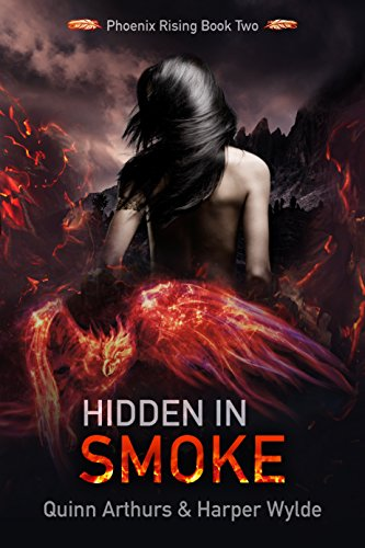 Hidden in Smoke (Phoenix Rising Book 2) cover