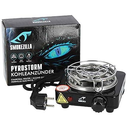 Smokezilla Pyrostorm Cachimba Hornillo electrico 500 W