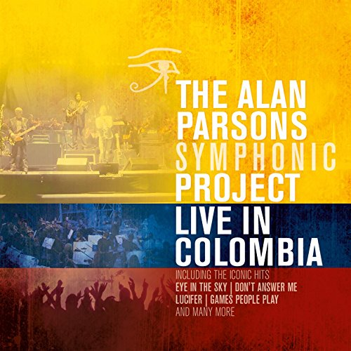 The Alan Parsons Symphonic Project - Live In Colombia - 2CD - FLAC - 2016 - NBFLAC Download