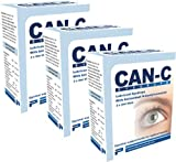 CAN-C Eye Drops 2x 5ml Vials - 3 PACK by Can-C