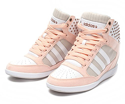 adidas super wedge rosa