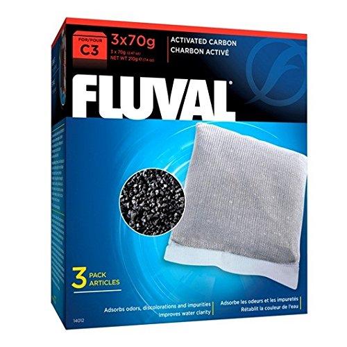 Fluval C3 Carbon - 3-Pack