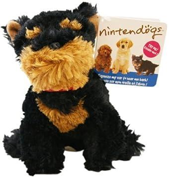 Nintendogs - Nintendo Oficial Yorkshire Terrier Perro Peluche