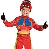 Disney Little Boys Cars Lightning McQueen Winter