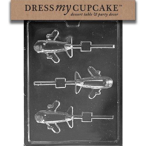Dress My Cupcake Chocolate Airplane