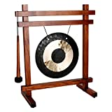 Woodstock Chimes 19 in. Table Gong