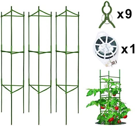 Derlights Assembled Cucumbers Climbing Vegetables product image